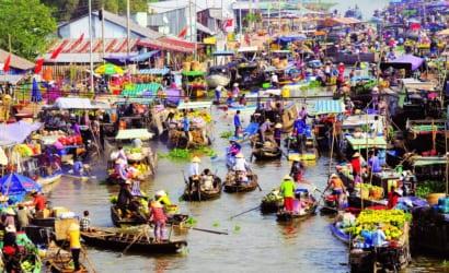 Tour Sài Gòn - Miền Tây 3 Ngày 2 Đêm