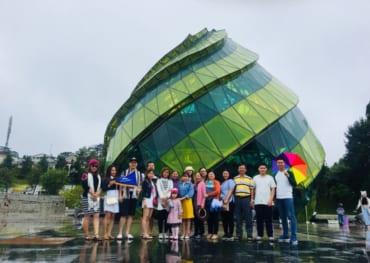 Tour Đà Nẵng Đà Lạt 3 Ngày 4 Đêm