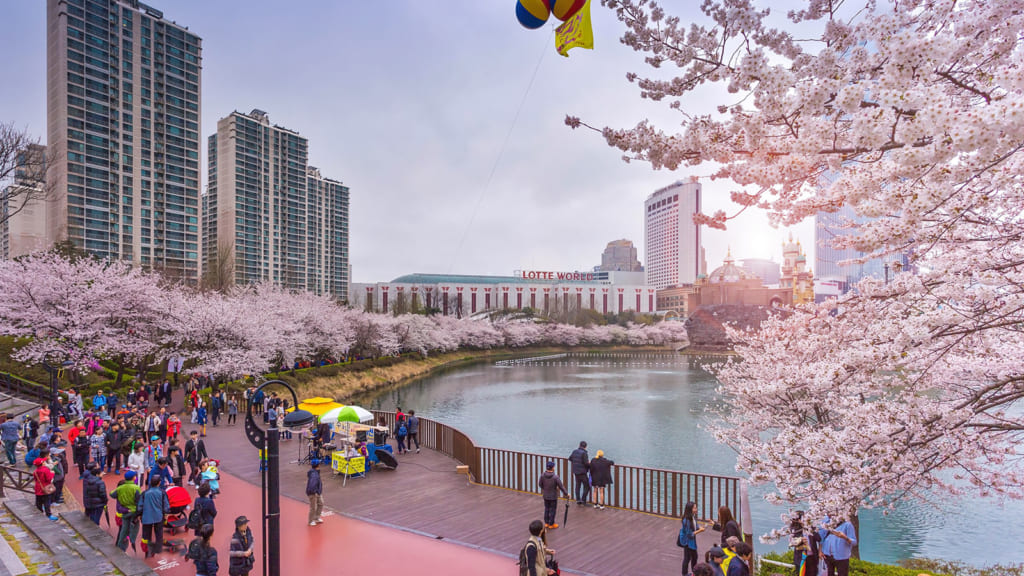 Tour Hàn Quốc - Xứ Sở Kim Chi 4 Ngày 3 Đêm