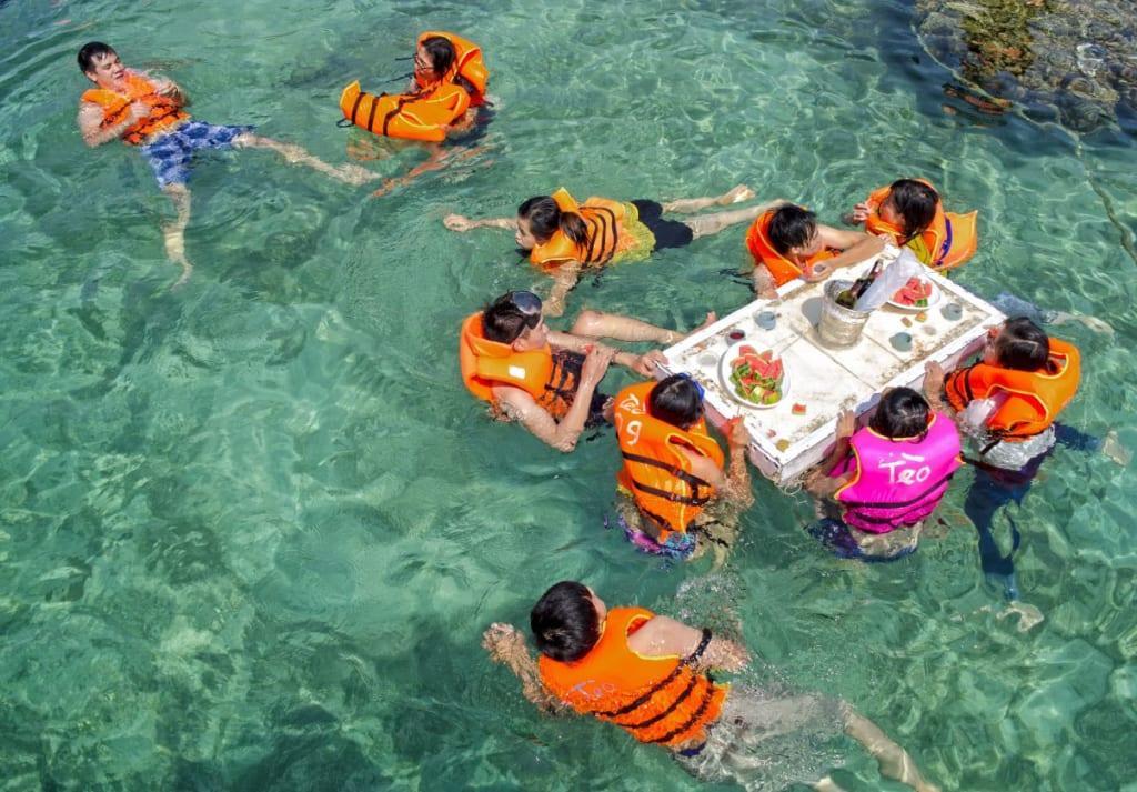 Tour Đà Nẵng Lặn Ngắm San Hô Sơn Trà 1 Ngày