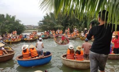 Tour Đà Nẵng Linh Ứng Hội An Bà Nà Hills Rừng Dừa 7 Mẫu 3 Ngày 2 Đêm