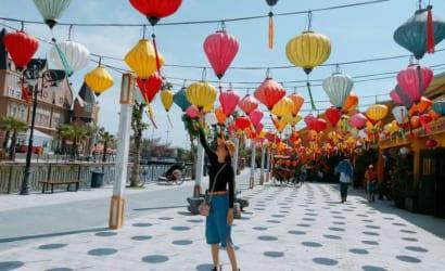 Tour Đà Nẵng Linh Ứng Ngũ Hành Sơn Hội An Bà Nà Vinpearl Nam Hội An 4 Ngày 3 Đêm