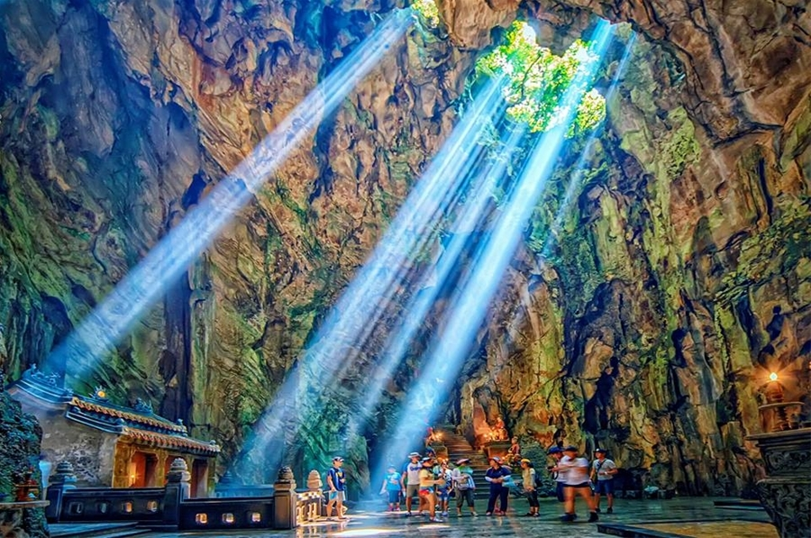 Tour Đà Nẵng Ngũ Hành Sơn Hội An 1 Ngày