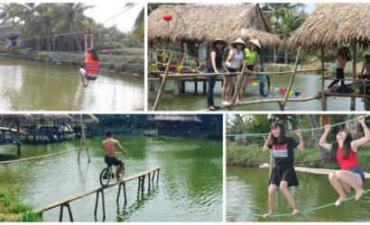 Tour Đà Nẵng Rừng Dừa 7 Mẫu Hội An 1 Ngày