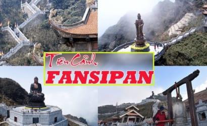 Tour Hà Nội – Sapa – Bản Tả Phìn – Cáp Treo Fansipan 4 Ngày 3 Đêm