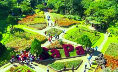 Tour Hà Nội - Sapa - Núi Hàm Rồng - Cát Cát 2 Ngày 1 Đêm