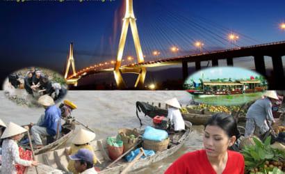 Tour Miền Tây 2 Ngày 1 Đêm đón tại Sài Gòn