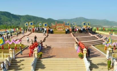 Tour Quy Nhơn -Tây Sơn - Hầm Hô 1 Ngày